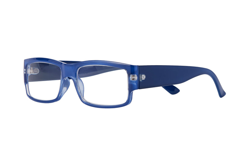 EVERT dark blue Reading Glassses
