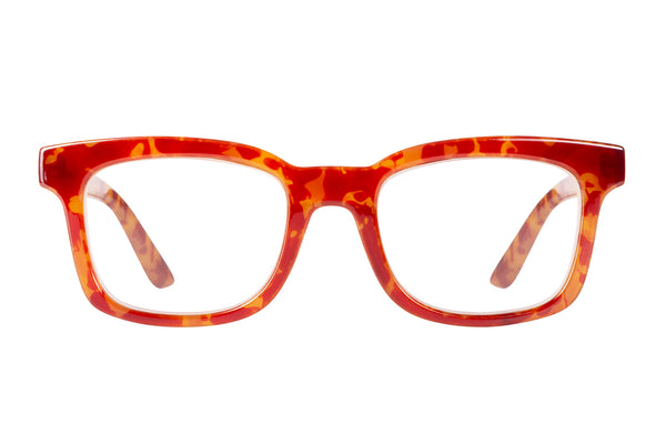 FATIMA lion red milky Reading Glasses