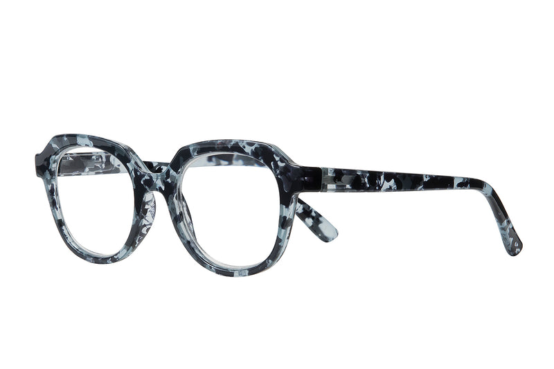 HELENA l.blue-d.blue Reading Glasses
