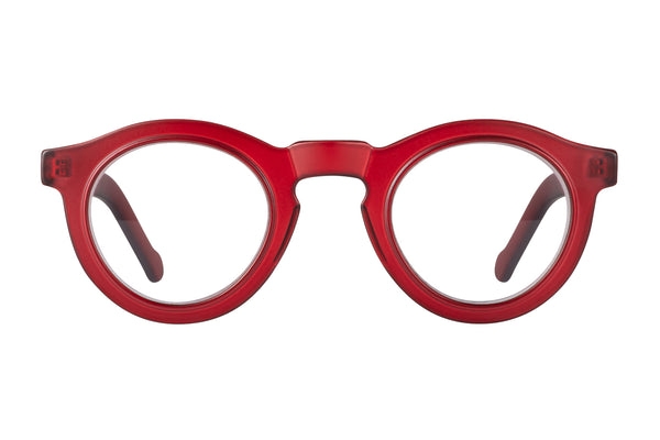 JOHN bordeaux foggy Reading Glasses