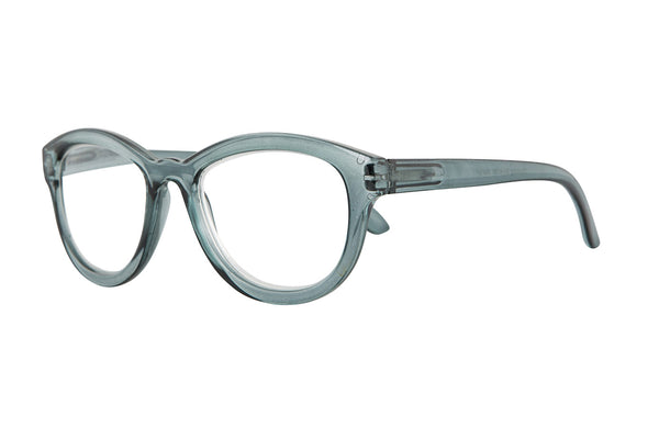 LIVA transp. Grey Reading Glasses