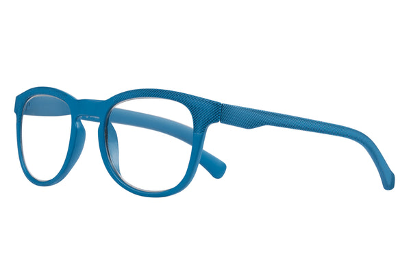 MAGGIE solid blue Reading Glasses