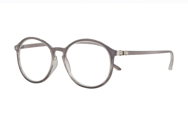 MINNA Transp. Soft grey Reading Glasses