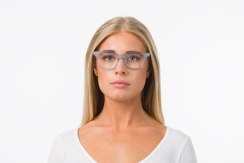 LILLEMOR light peach mat Reading Glasses