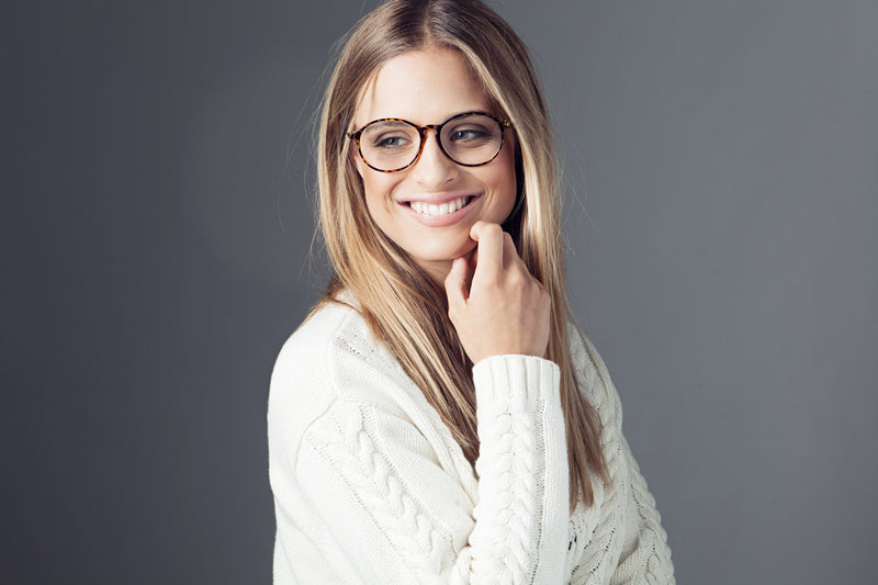 SANNE Demi brown Reading Glasses