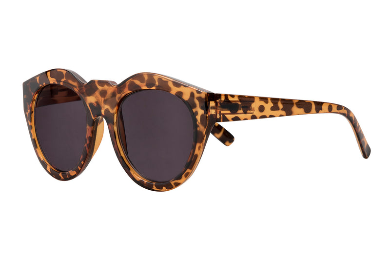 SB-ALYSSA turtle brown Sunglasses With Lens Power