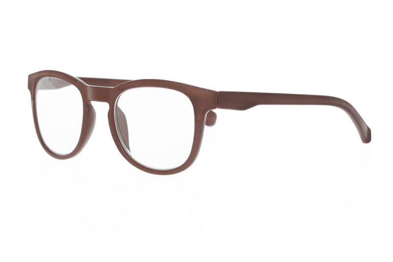SIGNE dark brown Reading Glasses