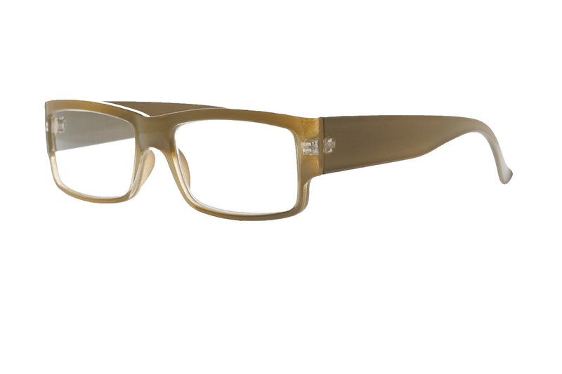 ALFRED olive Reading Glasses