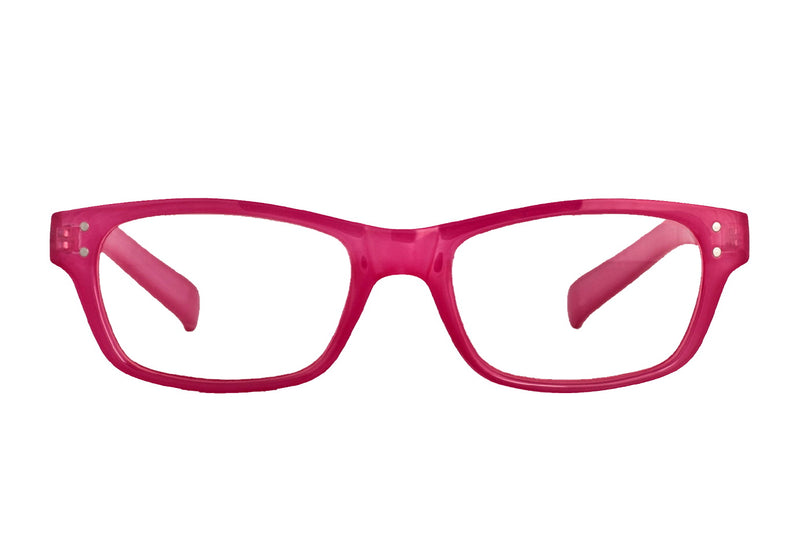 ALFREDA foggy pink Reading Glasses