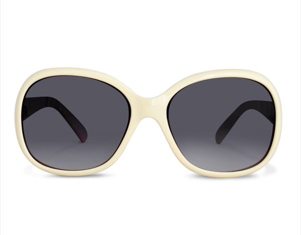 S-AMANDA off white Sunglasses