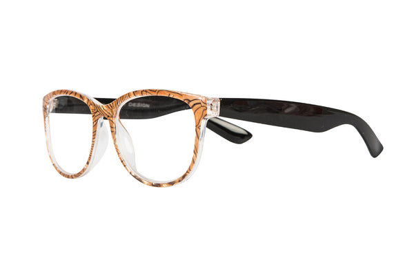 ANGUS marble brown Reading Glasses
