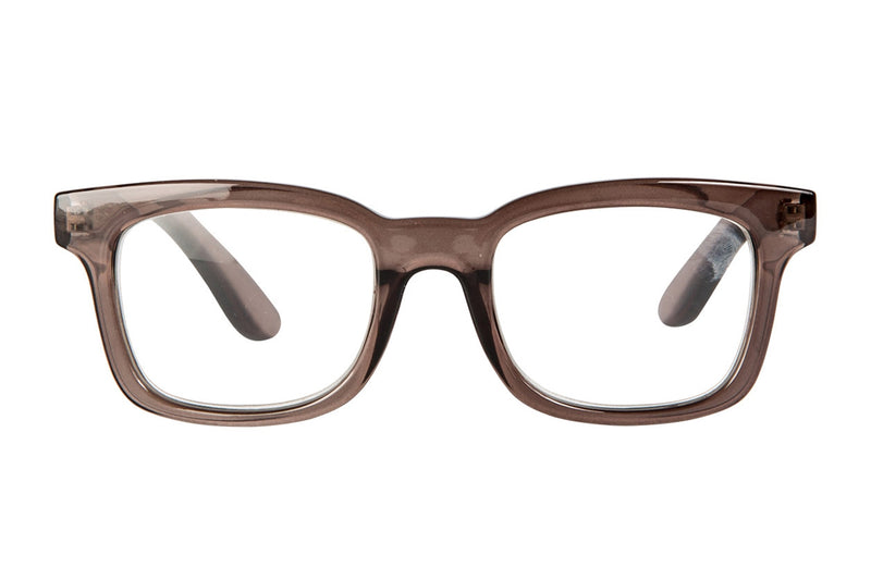 ANJA transparent mole Reading Glasses