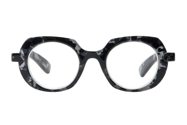 AUDREY turtle grey Reading Glasses