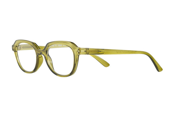 BITTE olive transp.Reading Glasses