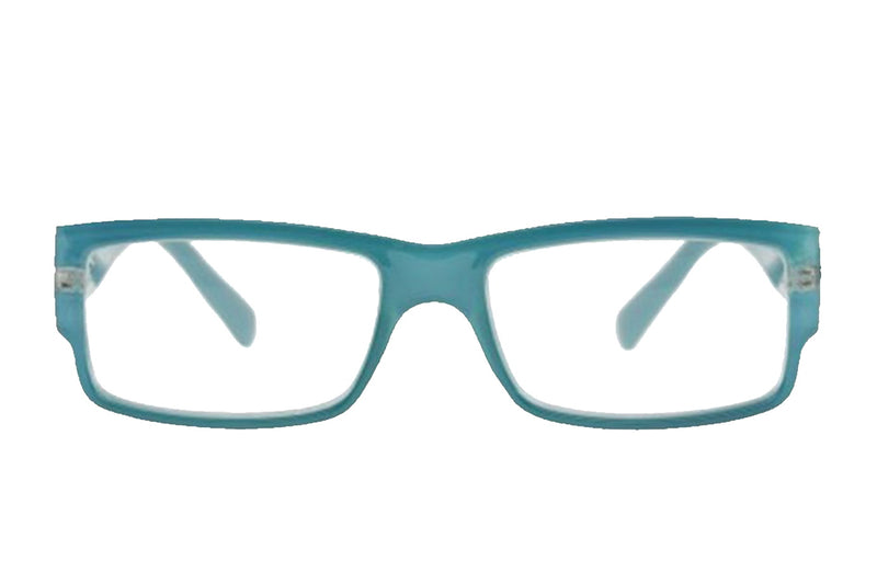 DAGNY turquoise Reading Glasses