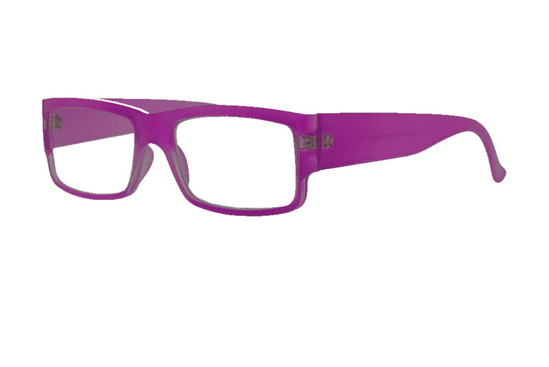 DAVID purple Reading Glasses