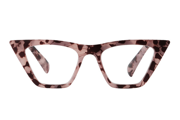 GUGGE pink bordeaux Reading Glasses