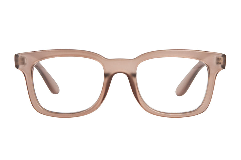 GUSTAV foggy nude Reading Glasses