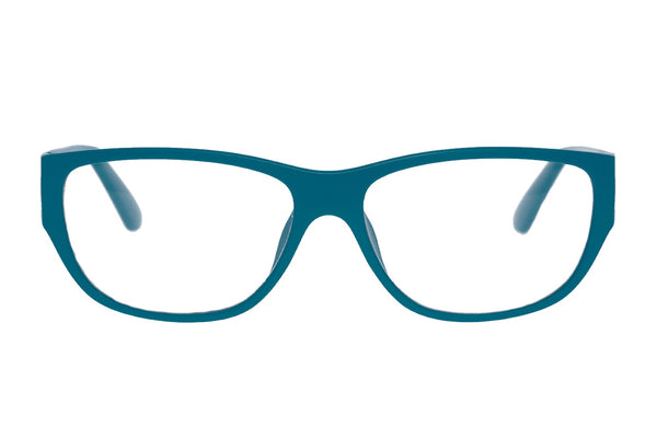 HILMA petrol Reading Glasses