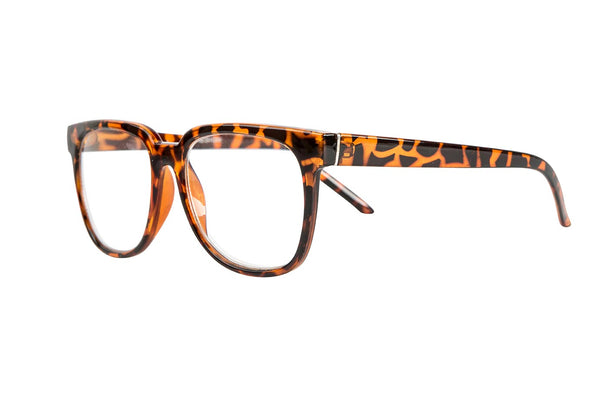 HOLLY turtle brown Reading Glasses