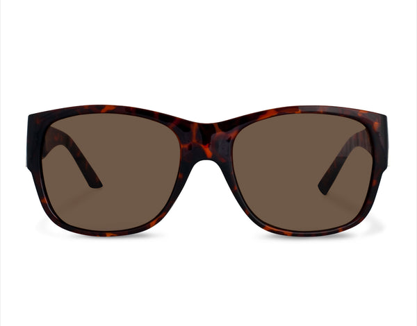 S-IRJA demi brown Sunglasses