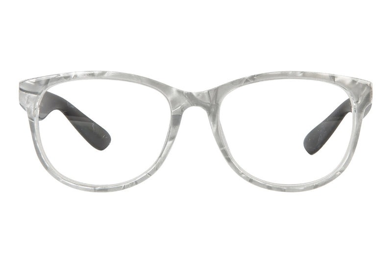 JANNIKE marble grey Reading Glasses