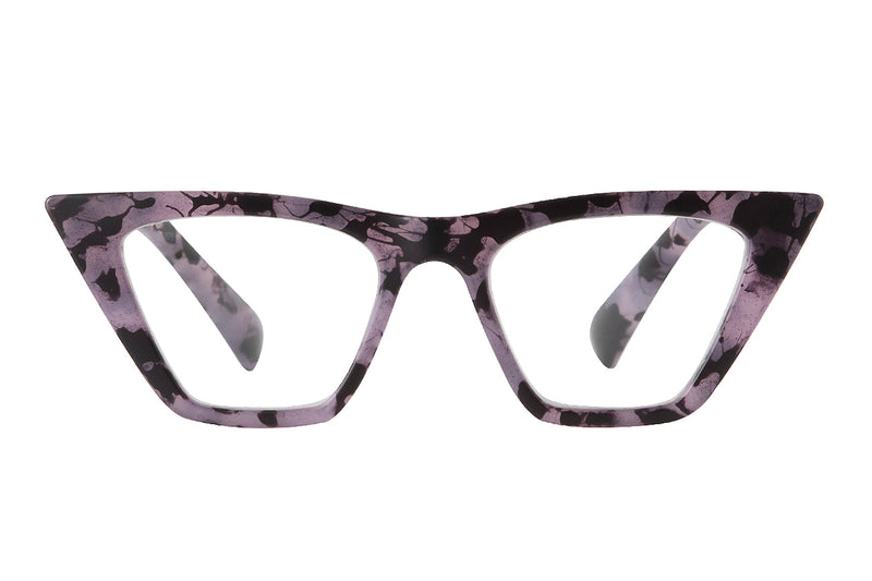 JORDYN light purple mule Reading Glasses