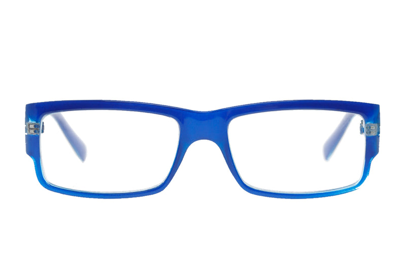 LINUS blue Reading Glasses