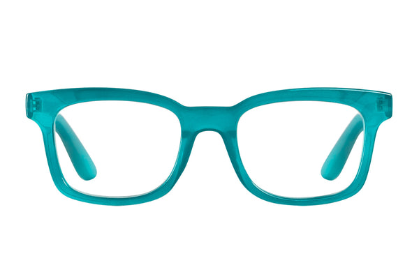 MILLE Milky turquoise Reading Glasses