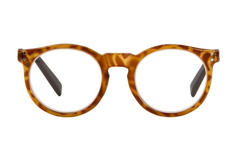 MOLLY foggy demi brown Reading glasses