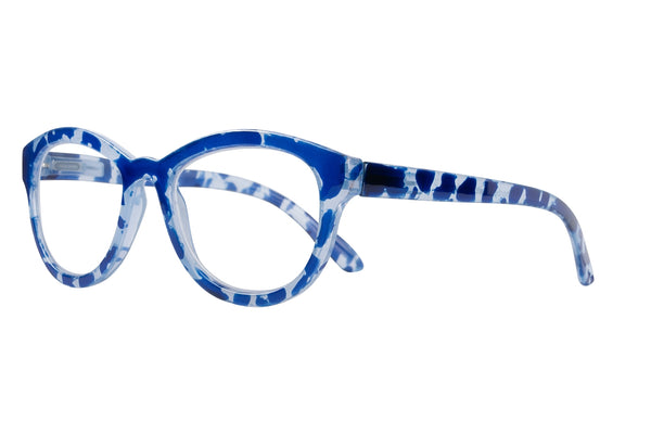 OCEAN lightblue blue Reading Glasses