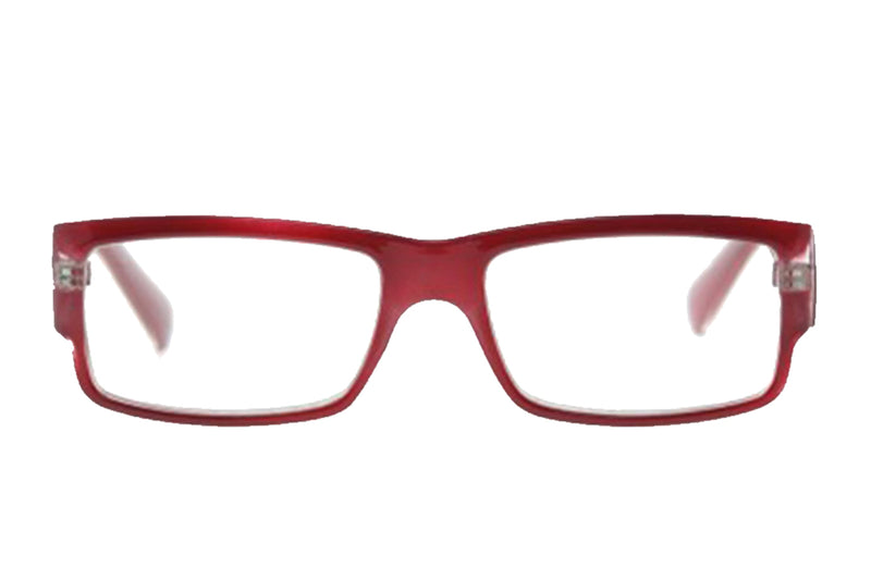 OFELIA soft bordeaux Reading Glasses