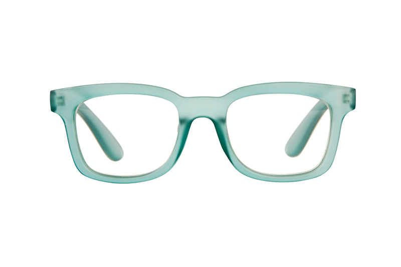 OSKAR foggy soft turquoise Reading Glasses
