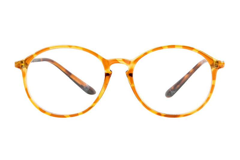 RALF light demi brown Reading Glasses
