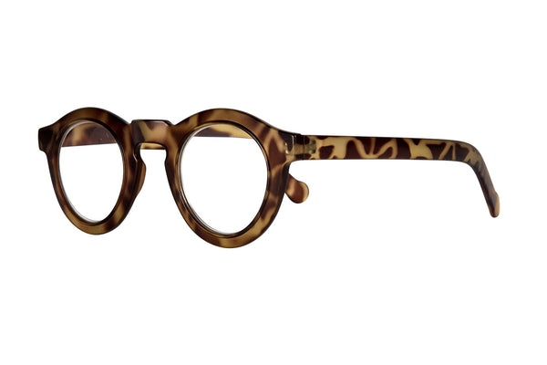 RAOUL foggy turtle brown Reading Glasses