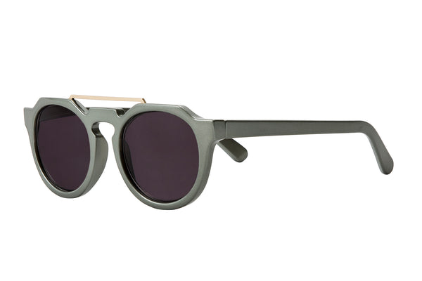S-EMERLY g-green pearl Sunglasses