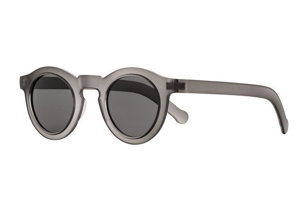 S-GORDON foggy transp. d. grey Sunglasses