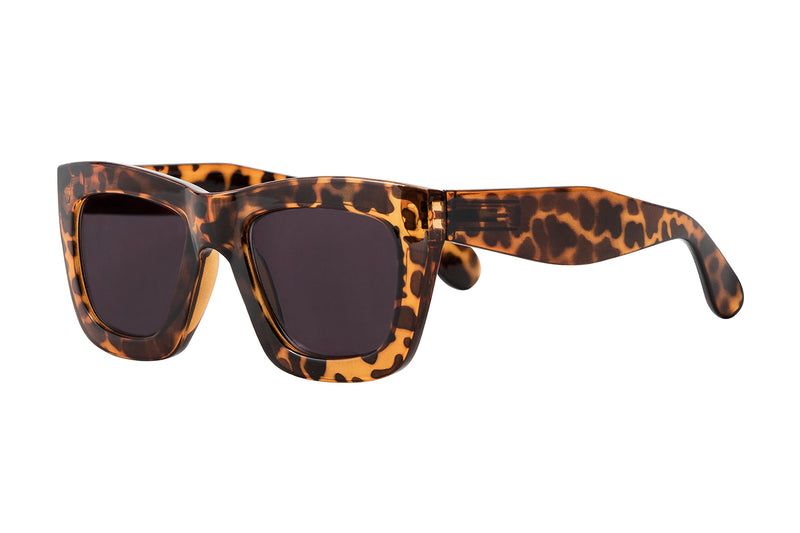 SB-BROOKE brown turtle Sunglasses With Lens Power