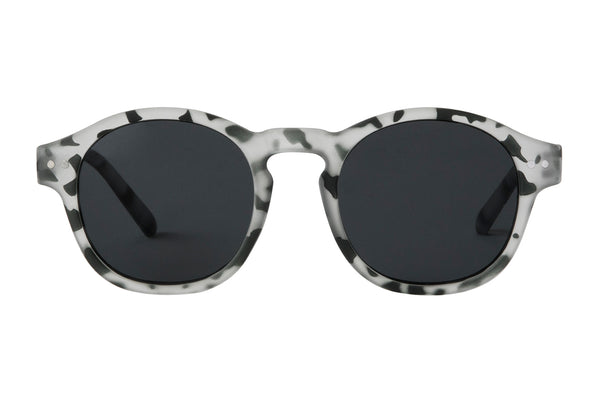 S-COLE demi grey rubber Sunglasses