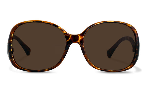 S-MAUD turtle brown Sunglasses