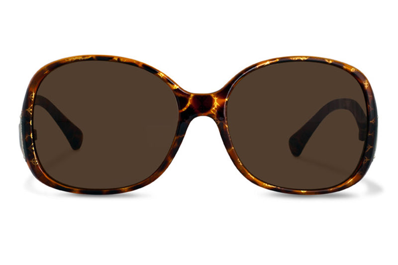 SB-MAUD brown Bifocal Sunglasses