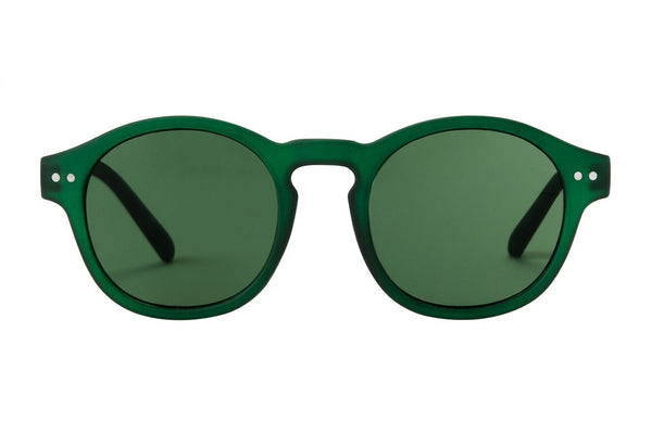 S-OVE bottlegreen rubber Sunglasses