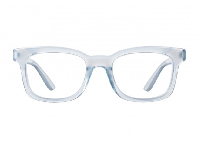 SHAWN l. blue recycle Reading Glasses