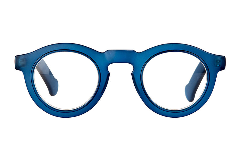 SVANTE foggy transparent blue Reading Glasses