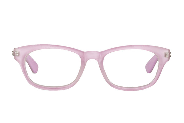 TEO light pink Reading Glasses