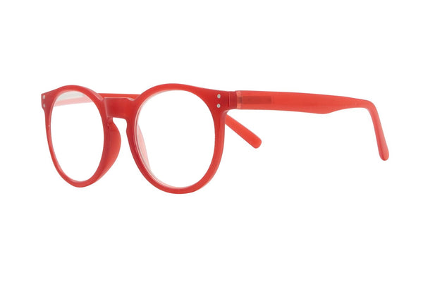 VILLE milky soft coral Reading Glasses