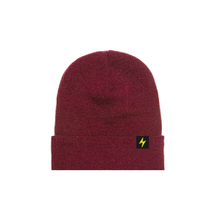 Load image into Gallery viewer, Electric Cuffed Beanie - 1 Year Celebration
