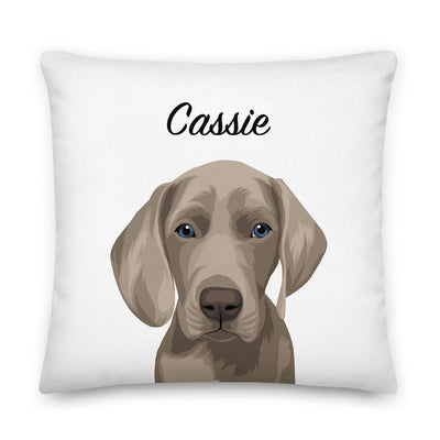 Throw Pillow Cassie - PAWFECT DARLINGS