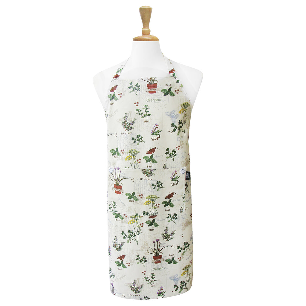 Herbs Chef Apron