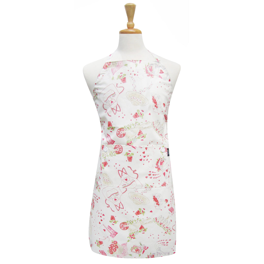 Hearty Garden Chef Apron